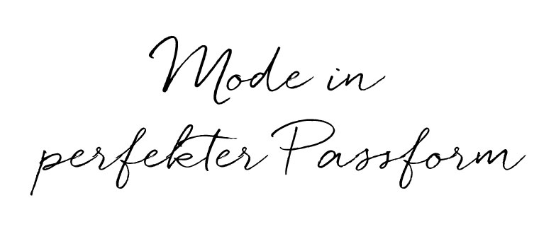 Mende Mode in perfekter Passform